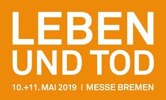 Logo Leben und Tod Bremen 2019