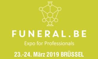 Funeral.be Logo Brüssel