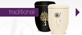 urnen urncapes Traditionelle Urnen-Motive