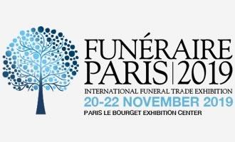 Funeraire Paris 2019 Logo