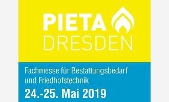 Pieta Dresden 2019 Logo