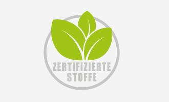 Zertifizierte Stoffe für Urnen Urncapes